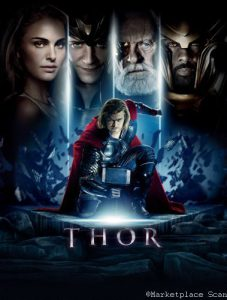 Thor In The Movies