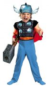 Best Thor Costume For Toddlers