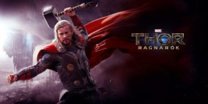 New Thor Movie Poster