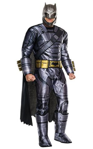 Best Batman Dawn of Justice Costume