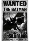 Best Batman Wanted Poster