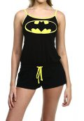 Summer Batman Pajamas For Ladies