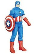 Captain America Jumbo Action Figurine