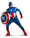 Captain America Mens Costume