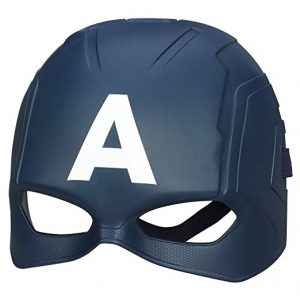 Captain America Men's Costume Mask