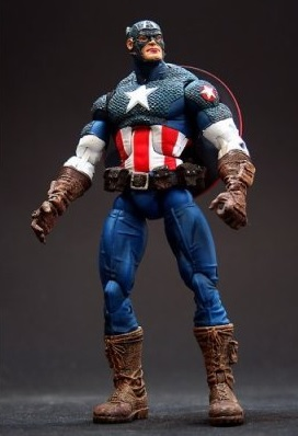 Captain America Classic Action Figure