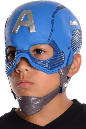 Captain America Children's Costume Mask