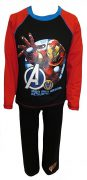 Kids armoured Avenger Winter Pajamas