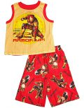 Kids Iron Man Summer Pajamas