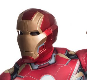 Cheap Iron Man Helmet For Adults