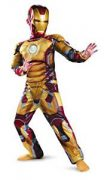 Kids Iron Man 3 Jumpsuit