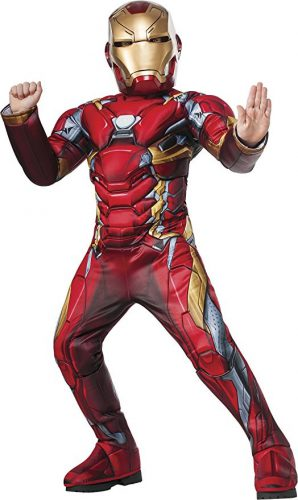 Kids Elite Iron Man Outfit