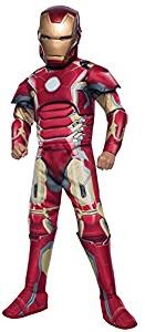 Kids Padded Iron Man Outfit