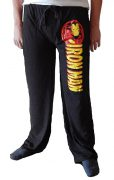 Comic Styled Long Iron Man Pajama Bottoms