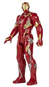 Electonic Iron Man Action Figure