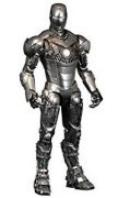 Exposed Workings Iron Man Armour Collectable