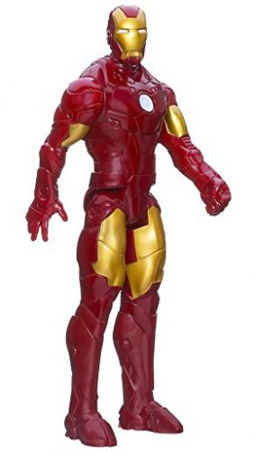 Marvel Iron Man Titan Toy