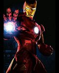 Iron Man Powering up Weapons Picture
