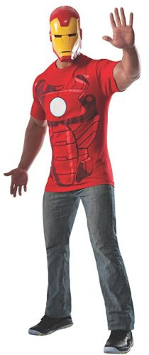 Iron Man T-Shirt Costume
