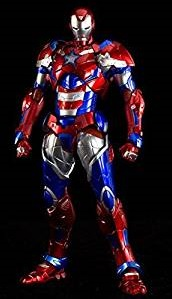 Iron Patriot Collectable