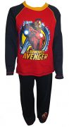 Small Kids Armoured avenger Winter Pajamas