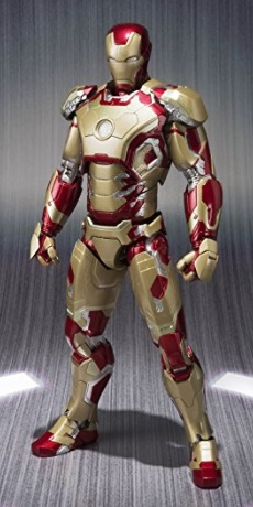 Mark 42 Iron man Articulated Kids Toy
