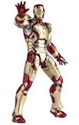 Mark 42 Iron Man Kids Toy