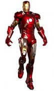 Mark VII Iron Man Collectable