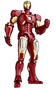 Mark VII Iron Man Kids Toy