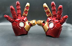Electronic Iron Man Gloves