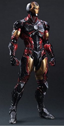 Sentinel Iron Man Armour Collectible