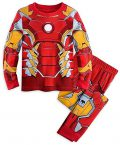 Little Kids Iron Man Winter Pajamas