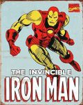 How Was Iron Man Created