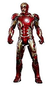 Tony Stark Is Iron Man Collectable