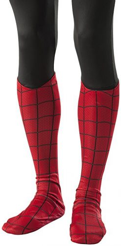 Spiderman Costume Boot Tops