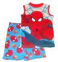 Kids Spiderman Summer Nightwear