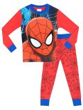 Childrens Winter Spiderman Nightwear
