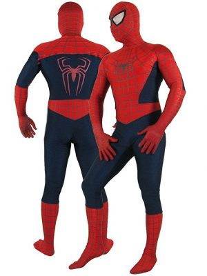 Authentic Spiderman Costume For Adults