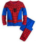 Kids Spiderman Winter Nightwear