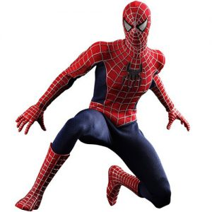 Collectible Spiderman Figure