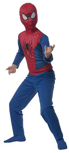 Amazing Spidrman 2 Costume For Children