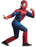Amazing Spiderman Muscle Costume