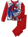 Boys Winter Spiderman Nightwear