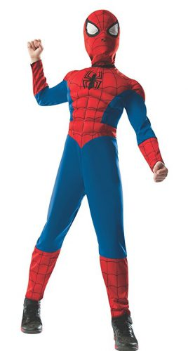 Ultimate Reversible Spiderman Costume For Children