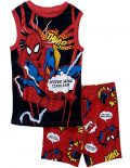 Childrens Spidey-Sense Summer Nightwear