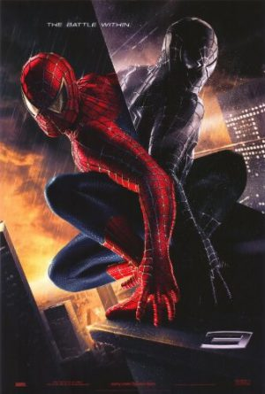Spiderman 3 Reflections Picture