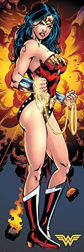 Wonder Woman And The Lasso Of Truth