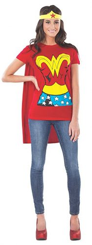 Qick And Easy Wonder Woman Costume