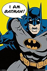 The Caped Crusader Gets Angry