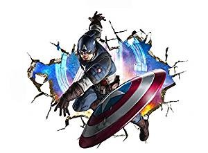 Captain Americas Skills And Abilities
